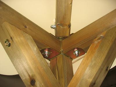 Intonaco termoisolante staffe x travi legno for Pergolato in legno leroy merlin